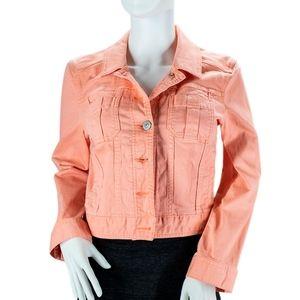 Express Orange Jacket